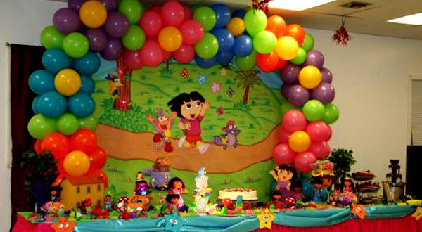 Dora-The-Explorer-Theme